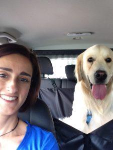 Cinzia Bellini; viaggio con cane; IoeSpock